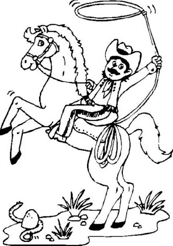 cowboy boots coloring pages  cowboy coloring page to