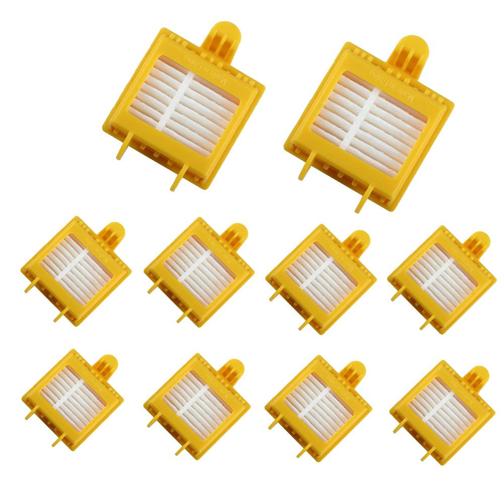10Pcs Filters for iRobot Roomba 700 Series 760 770 780 790 Vacuum Cleaner