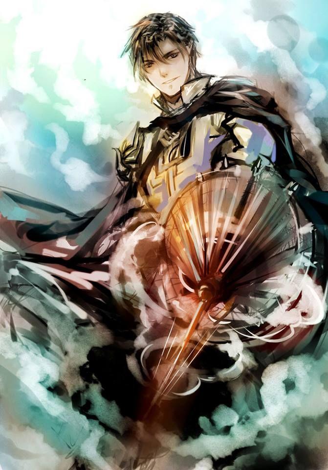 Pin On Quan Zhi Gao Shou The King S Avatar