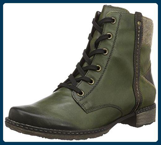 5009749377397e Remonte Damen D4390 Combat Boots