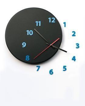 13 Creative wall clocks: Home improvement – Healthy lifestyle