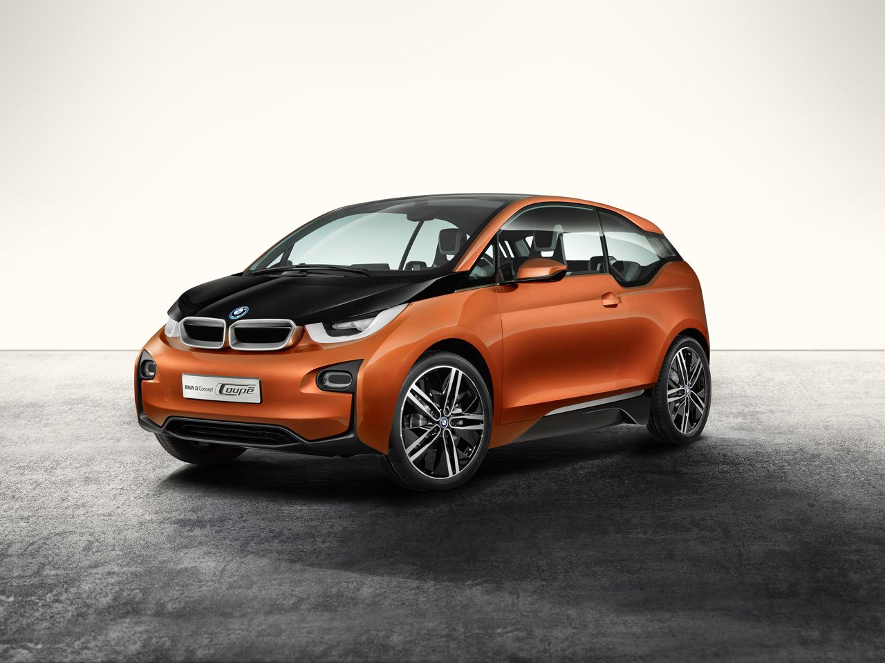 Bmw I3 Concept Coupe Revealed Video Electric Vehicle News