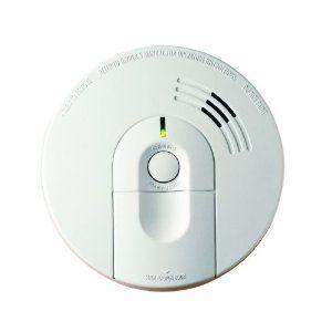 Kidde I4618 Firex Hardwire Ionization Smoke Detector With Battery Backup Smoke Alarms Fire Detectors Fire Alarm