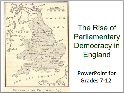 English parliaments rise to power