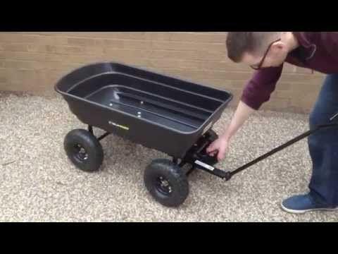 Bon Best 05 Models Of Gorilla Dump Carts For Garden: A Details Review