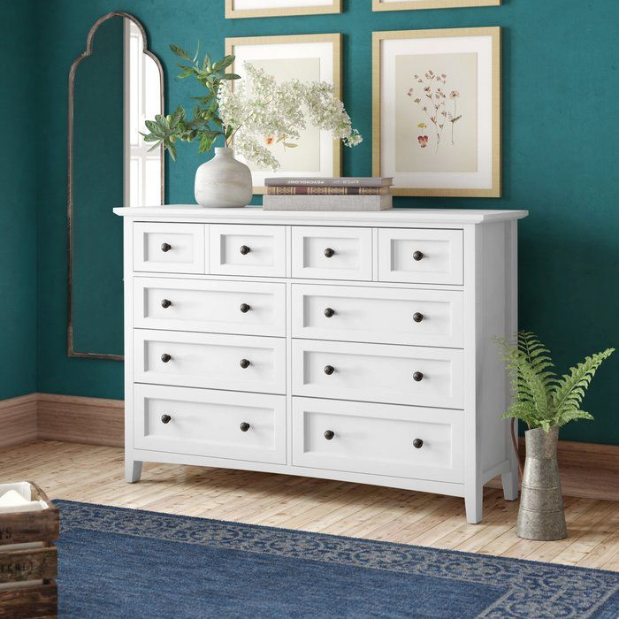 Best Calila 8 Drawer Double Dresser Double Dresser Furniture 400 x 300