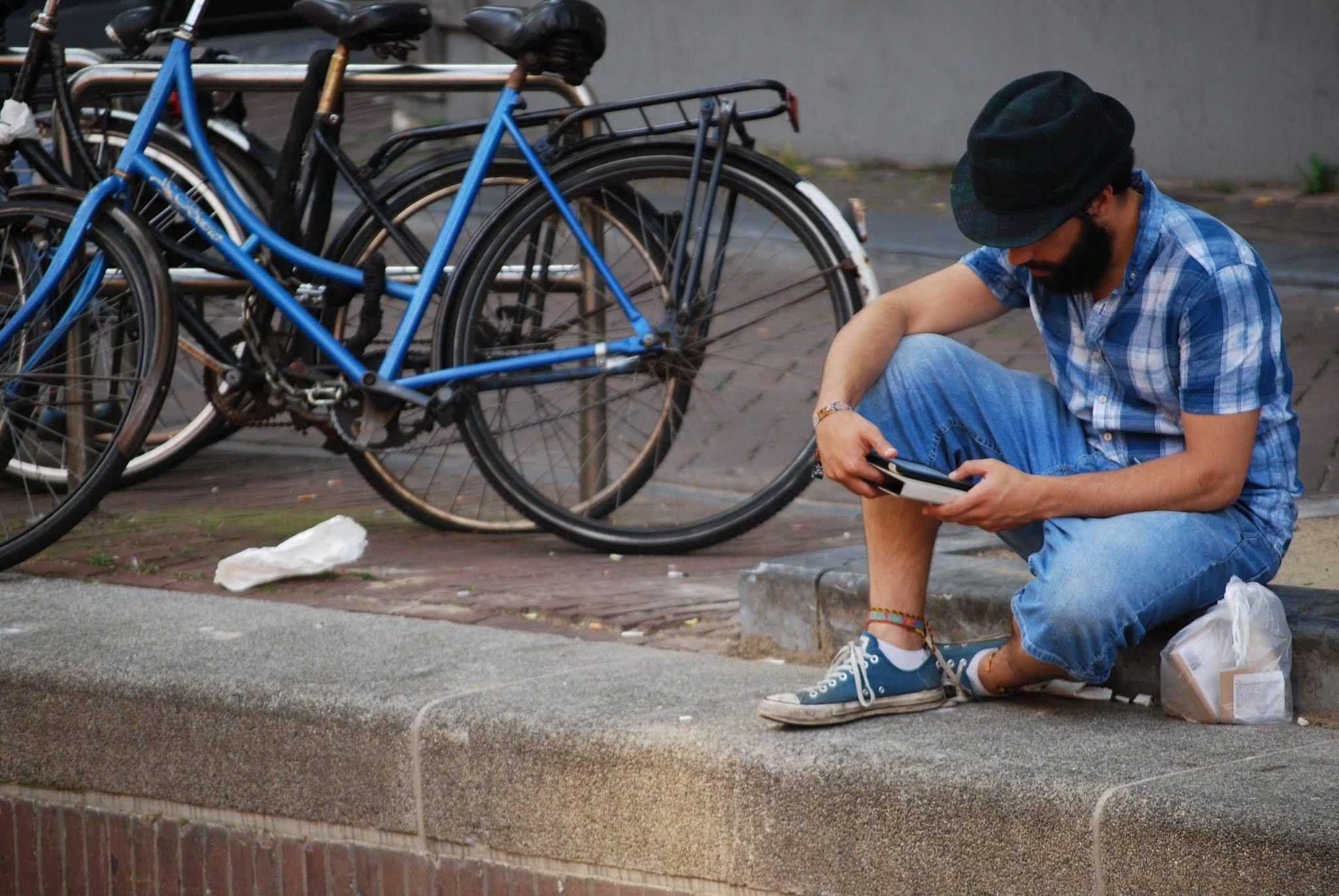 10 dicas e um vídeo épico para você andar de bike em Amsterdam →