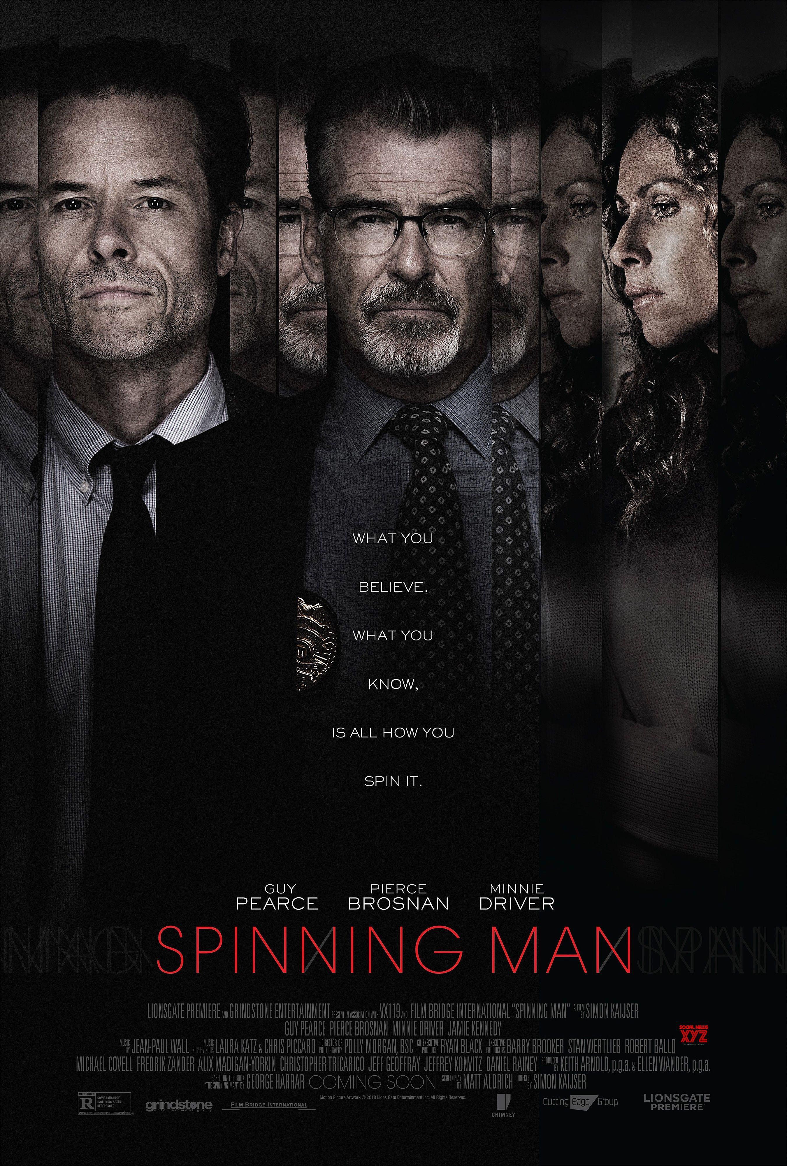 Download Spinning Man Full-Movie Free