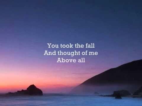 Michael W Smith- Above All - Instrumental with lyrics