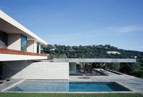 Atelier Marc Barani, Villa in Costa Azul