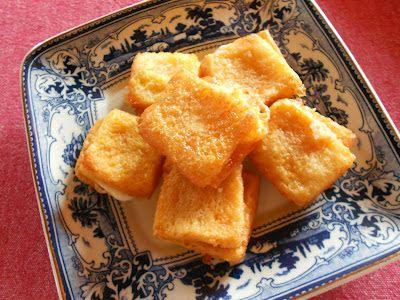 Pane, burro e zucchero: Facile la mozzarella in carrozza!