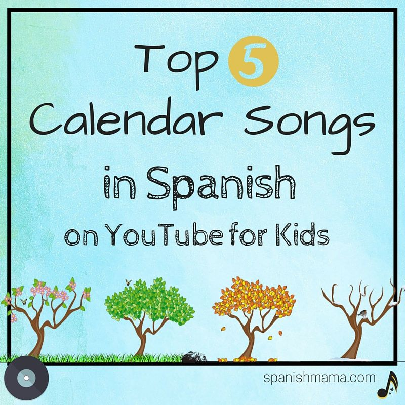 Songs in Spanish for Kids to Adults Spanish lessons for