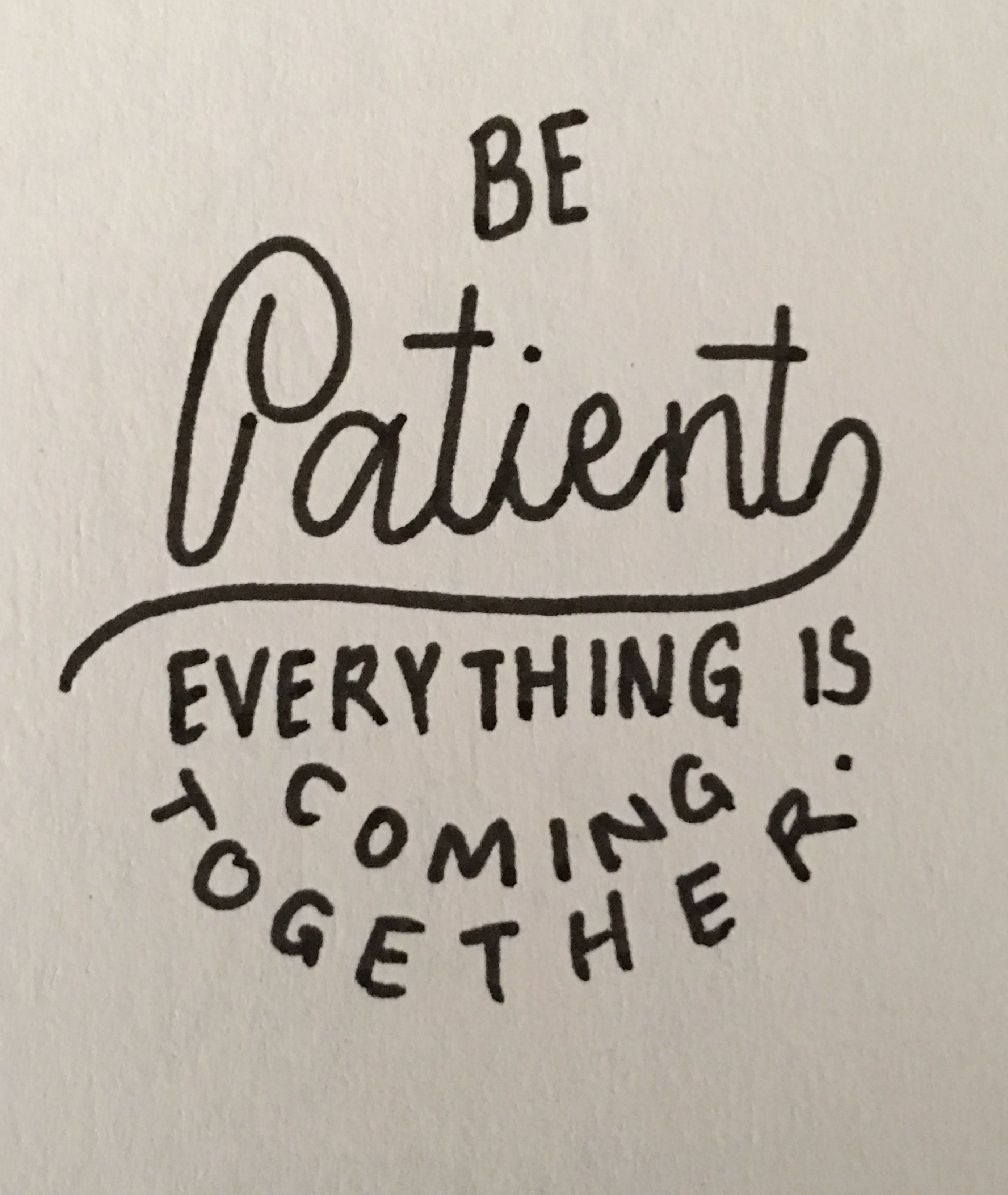 Patience quote Patience quotes, Quotes, Patience