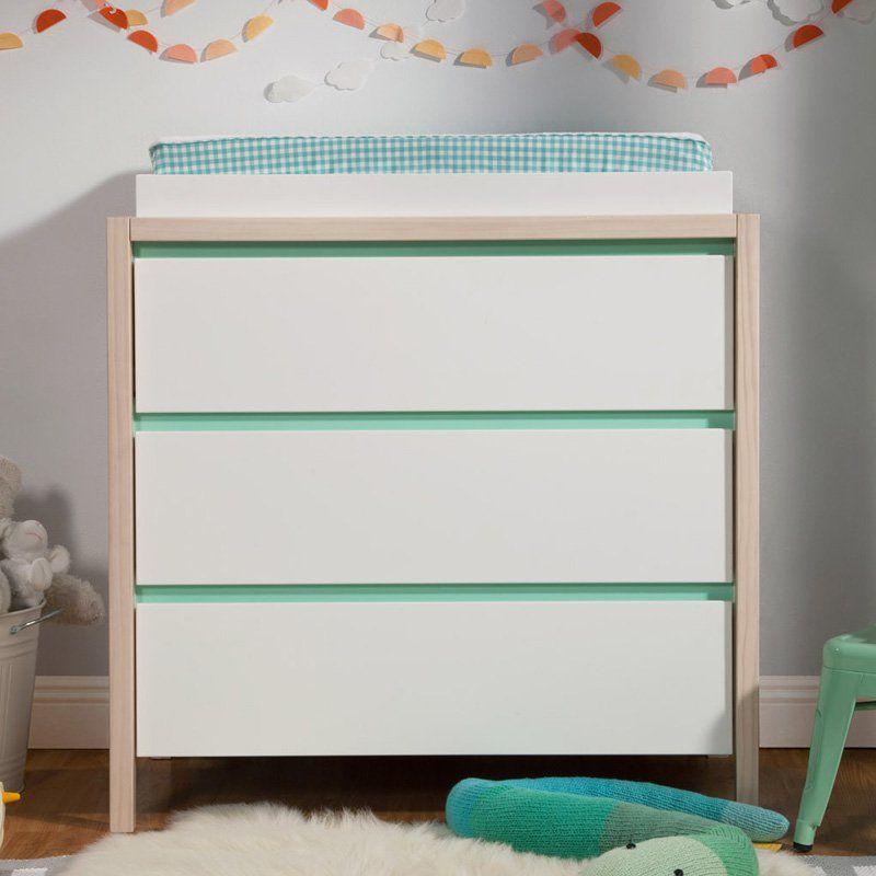 Babyletto Bingo 3-Drawer Changer Dresser - M12423WNX | Products ...