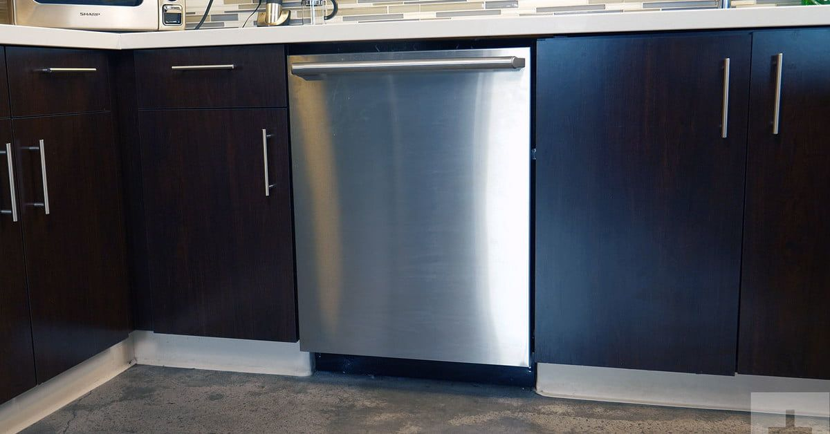 The Electrolux Ei24id81ss Has A Flexible Design But Drops The Ball On Cleaning Tall Cabinet Storage Design Appliance Reviews