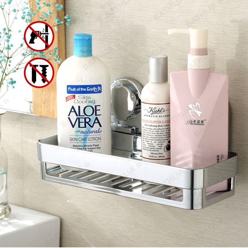Bathroom Accessories Corner Rack Shower Caddy Shelf Bathroom Shampoo ...