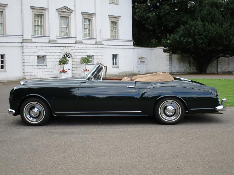 1955 Bentley S1 Continental Bentley Dealership Bentley Bentley Car