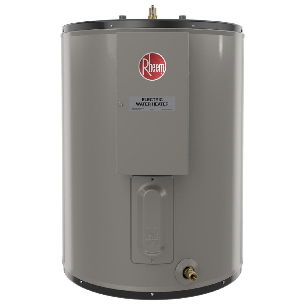 Rheem Commercial Light Duty 40 Gal Short 240 Volt 12 Kw Multi Phase Field Convertible Electric Tank Water Heater Elds40 Ftb 240 Volt 12 Kw Commercial Electric Convertible Home Depot