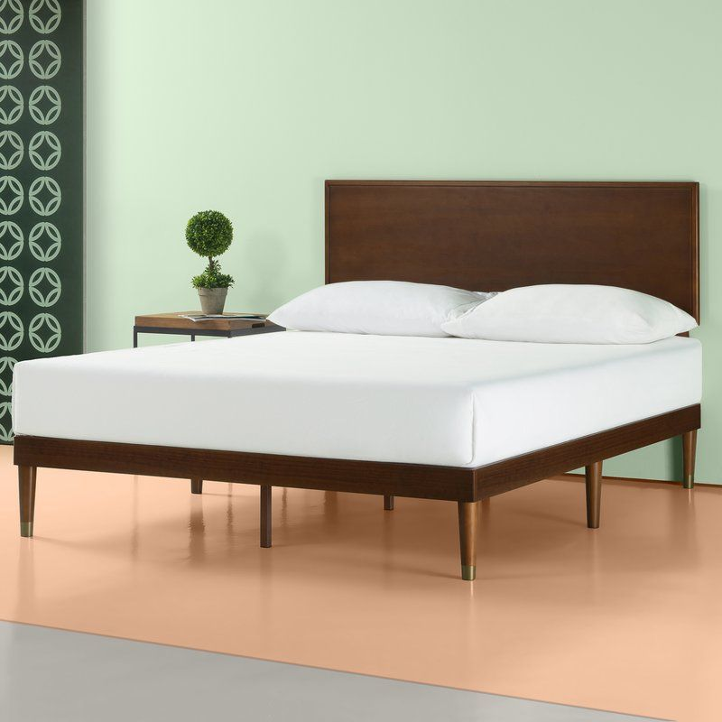 Buhr Platform Bed My Home Decor In 2019 Wood