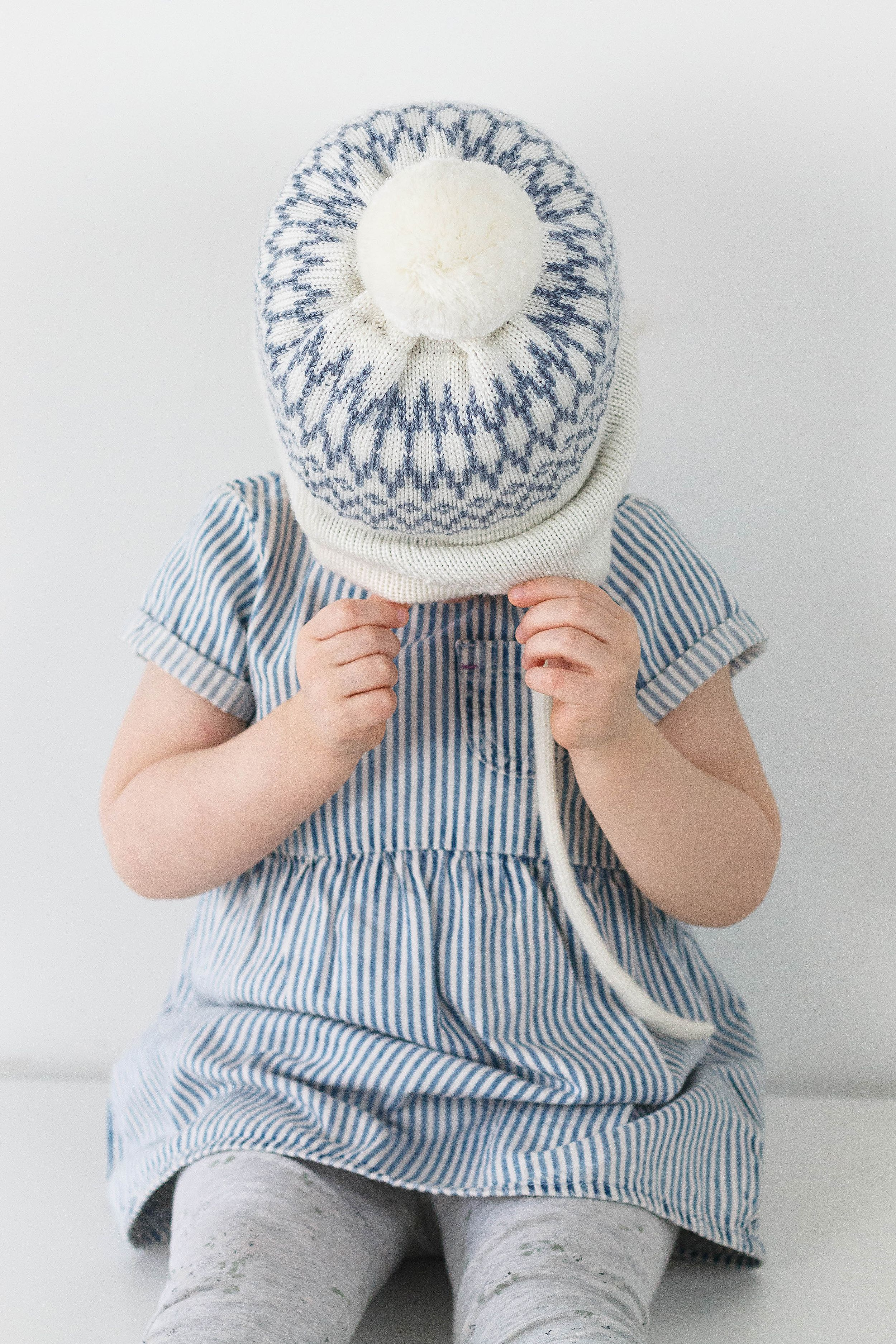 Personalized Ear Flap Knit Hat For Kids With Name Custom Etsy Knitted Hats Kids Knitted Hats Kids Winter Hats