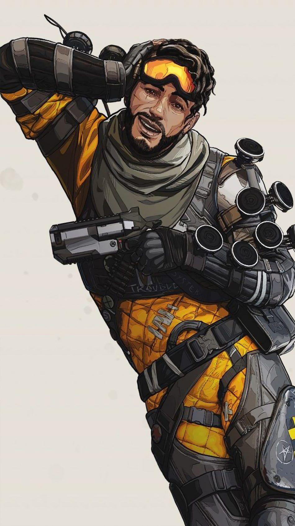 Mirage Apex Legends Mobile legend wallpaper