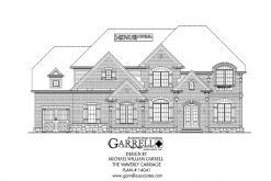 Waverly Carriage House Plan