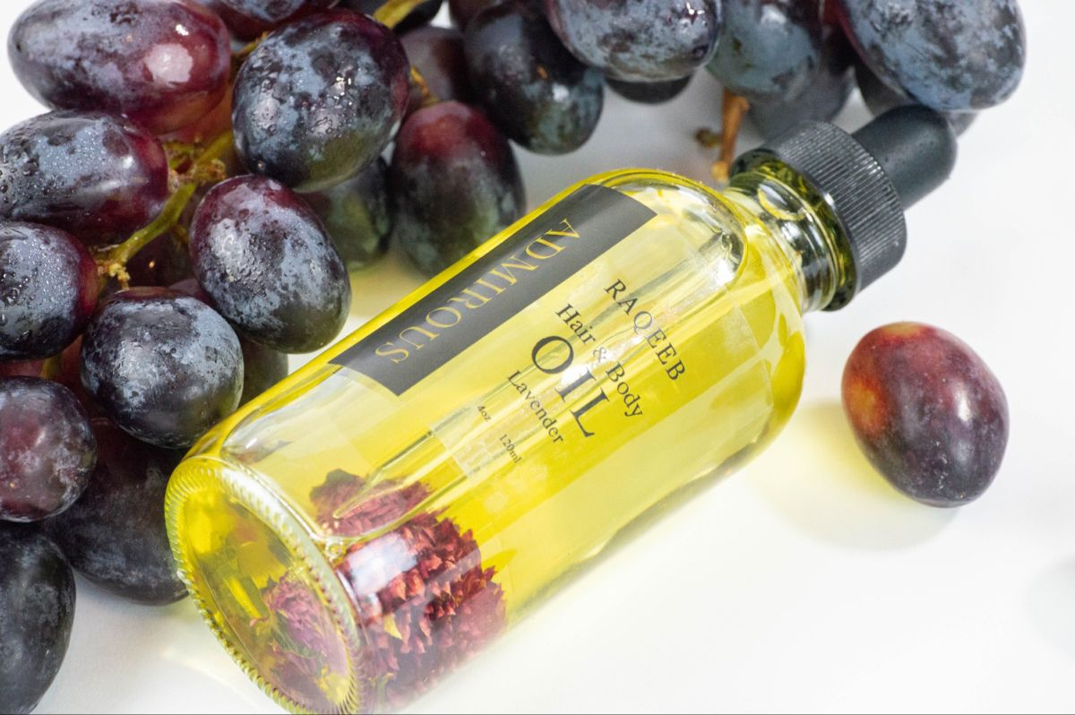 how to store grapeseed oil