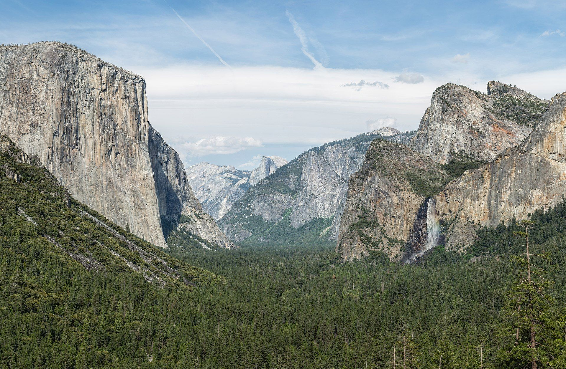 Tunnel View, Yosemite Valley, Yosemite NP Diliff