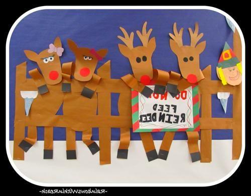 December Bulletin Boards #decemberbulletinboards