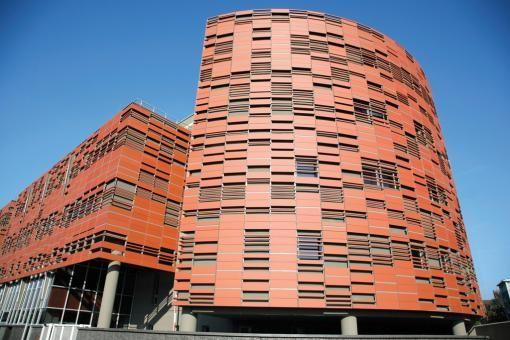 Terracotta Facade Panels Facade Facade Architecture