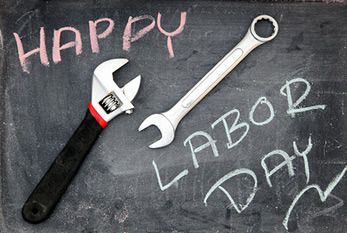 Happy Labor Day! Ever wonder how Labor Day came to be? Check out my blog post today for some history and tidbits