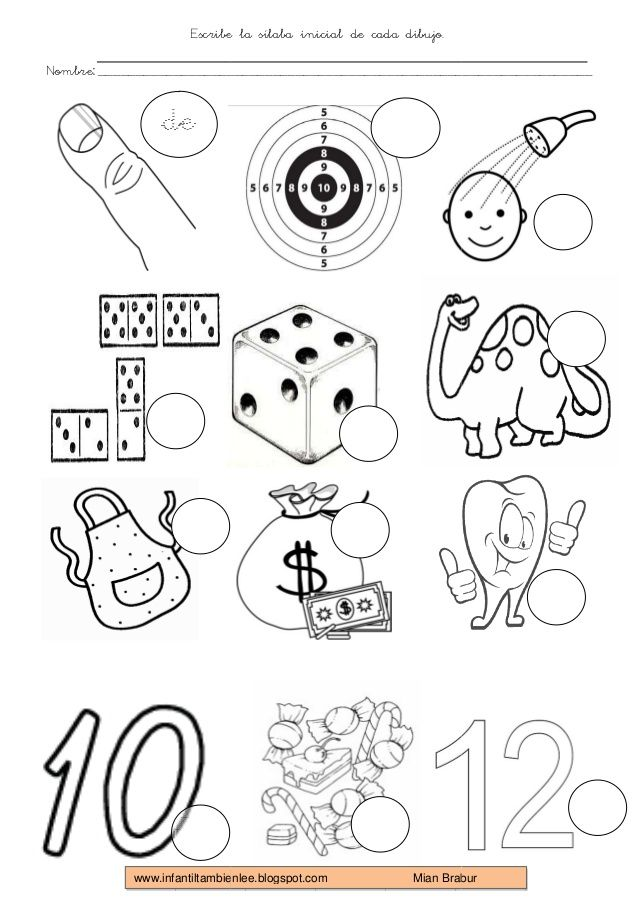 Resultado de imagen para actividades letra d | guias | Pinterest ...