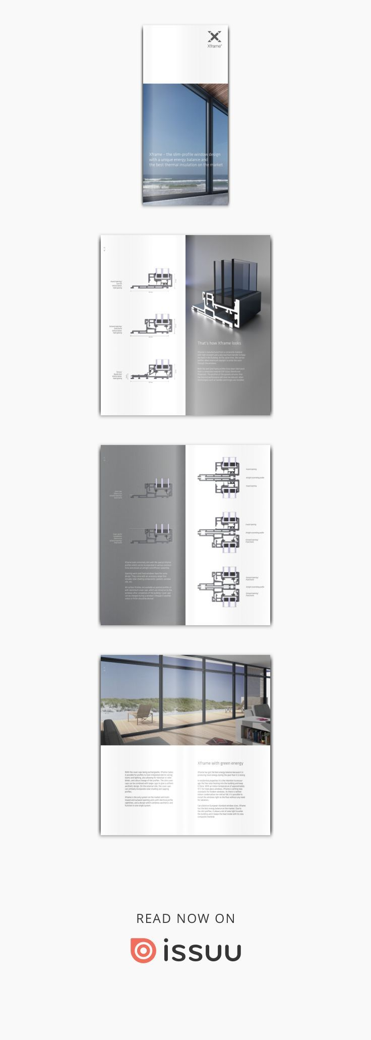Xframe GRP window system brochure UK 2011