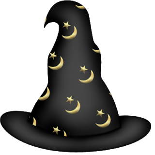 halloween witch hat clip art clip art halloween 1