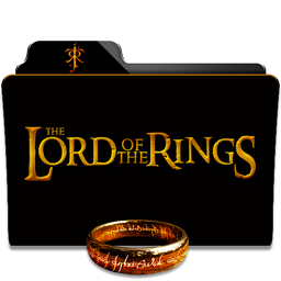 The Lord Of The Rings Collection Folder Icon By Https Www Deviantart Com Dahlia069 On Deviantart Folder Icon Ring Collections Lord Of The Rings