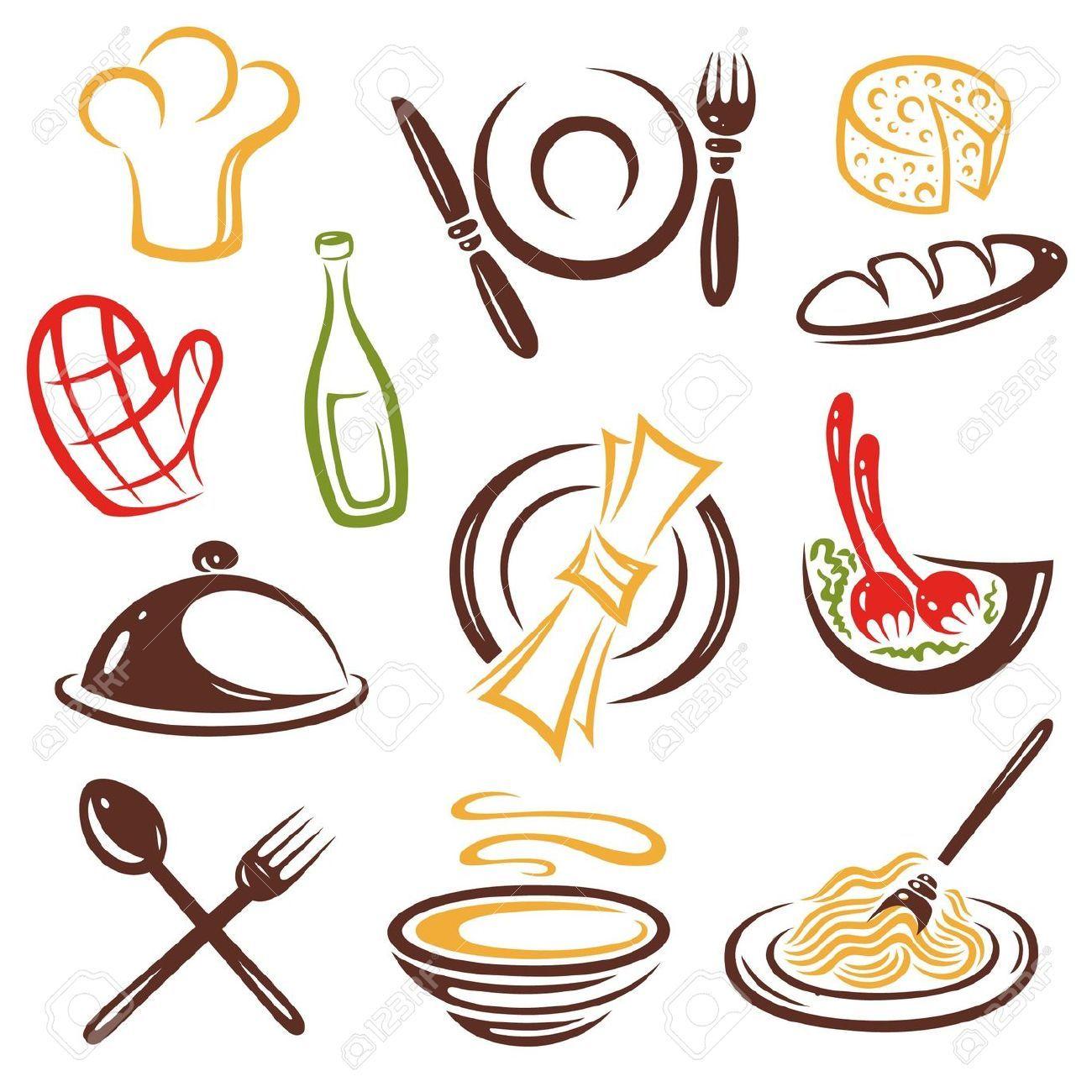 21349676-Cocinero-cocina-conjunto-de-vectores-Foto-de-archivo.jpg ...