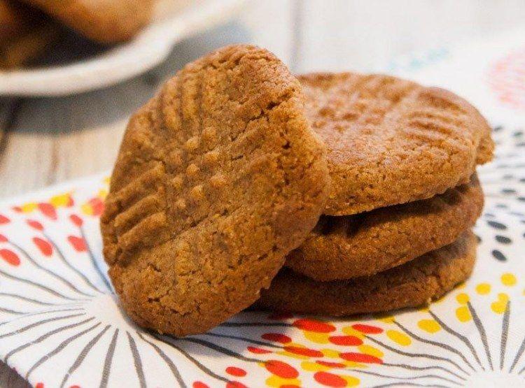 Leckeres und einfaches glutenfreies Rezept für Butterkekse