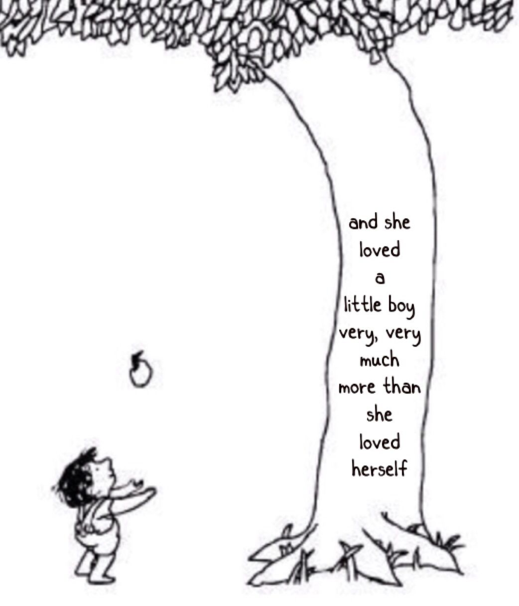 My Arm Is Dedicated To My Childhood Shel Silverstein Was: Yes, Yes, Yes, Please!!! This WILL Be Tattoo #6. Dedicated