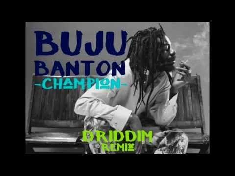 meet factory authentic entire collection Buju Banton - Champion (D'Riddim Remix) - Lean On ...