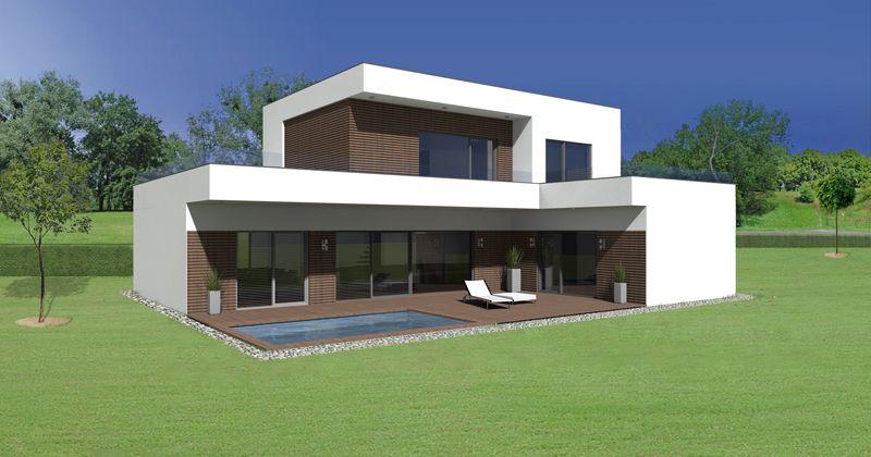 Ziher Haus Cubus 162 Architektur Pinterest - haus modern