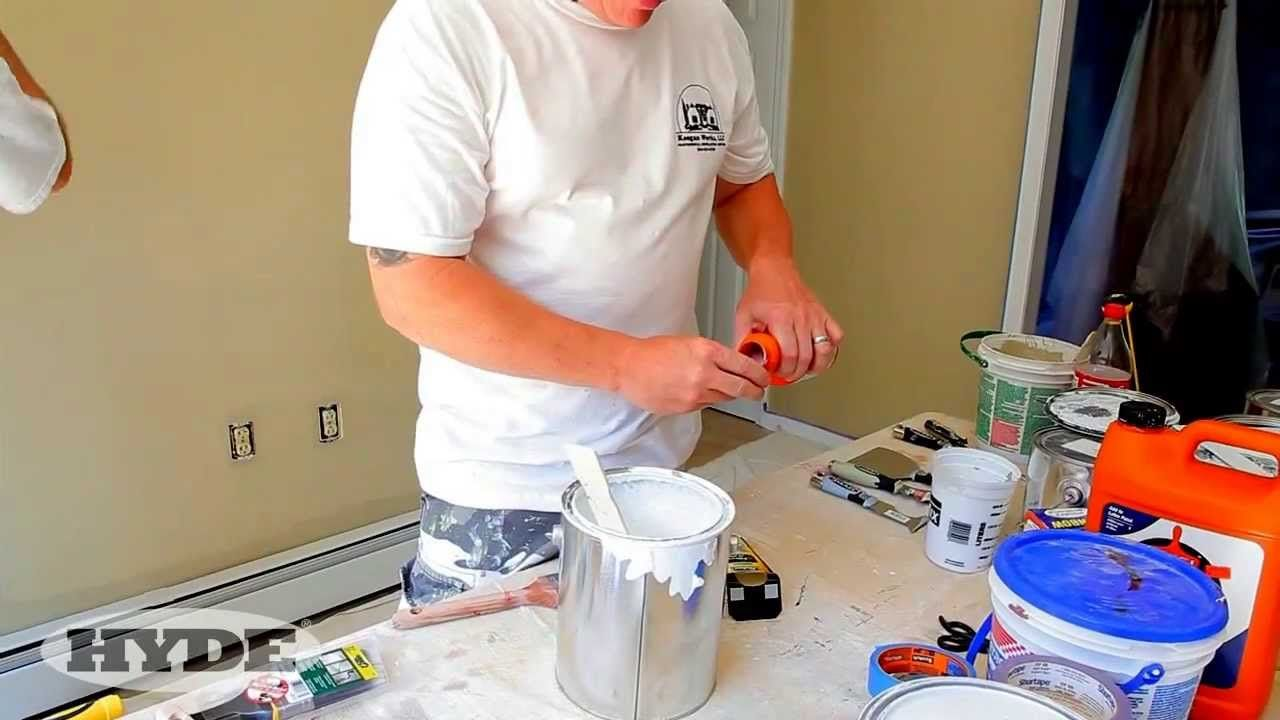 """How to use FleUsing a conditioner is an easy way to keep your paint from drying out as you work, leaving """"flecks,"""" slowing you down and marring your finish. Paint pro Mark..."""