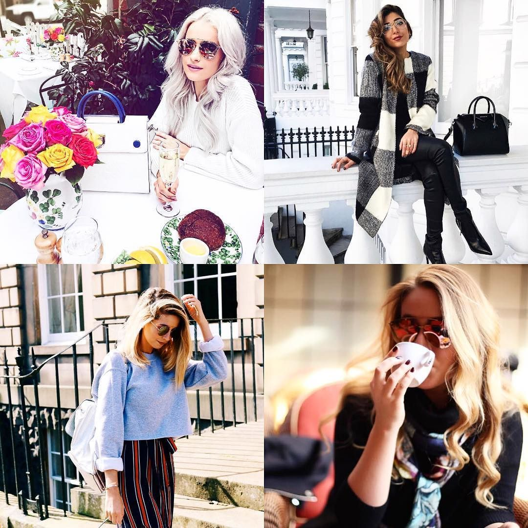 Famous fashion blogger - Get Insta Famous Fashion Blogger Eyewear Styleread More On The Blog Herehttp