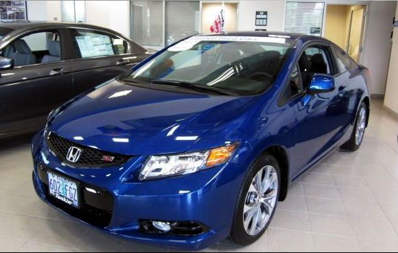 2012 Honda Civic Si For Sale >> Cheap Honda Civic Si Coupe 2012 Where To Buy It 20945