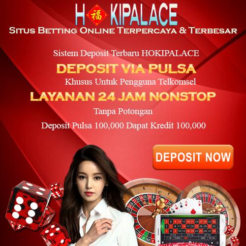 Bandar Slot Deposit Pulsa Pelayan