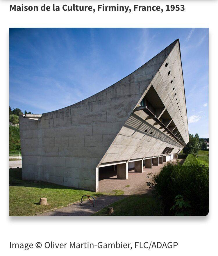 Pin By William Gan On Le Corbusier Le Corbusier Building