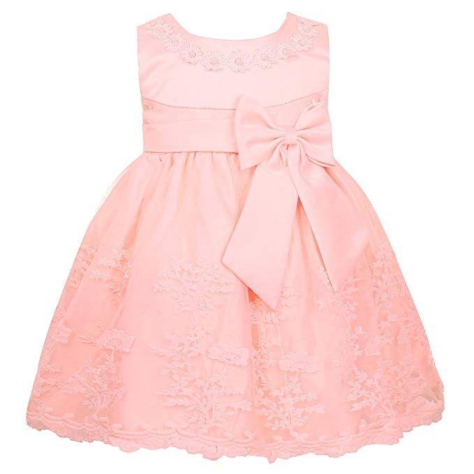 Super süßes Baby Kleid für Mädchen. Sehr festliches ...