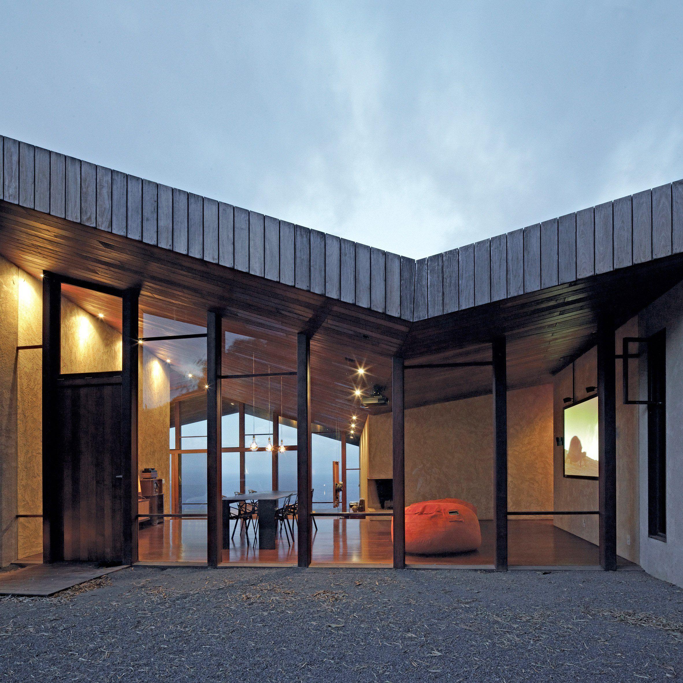 Clifftop House Maui By Dekleva Gregoric Architects Architecture Concrete House House Roof