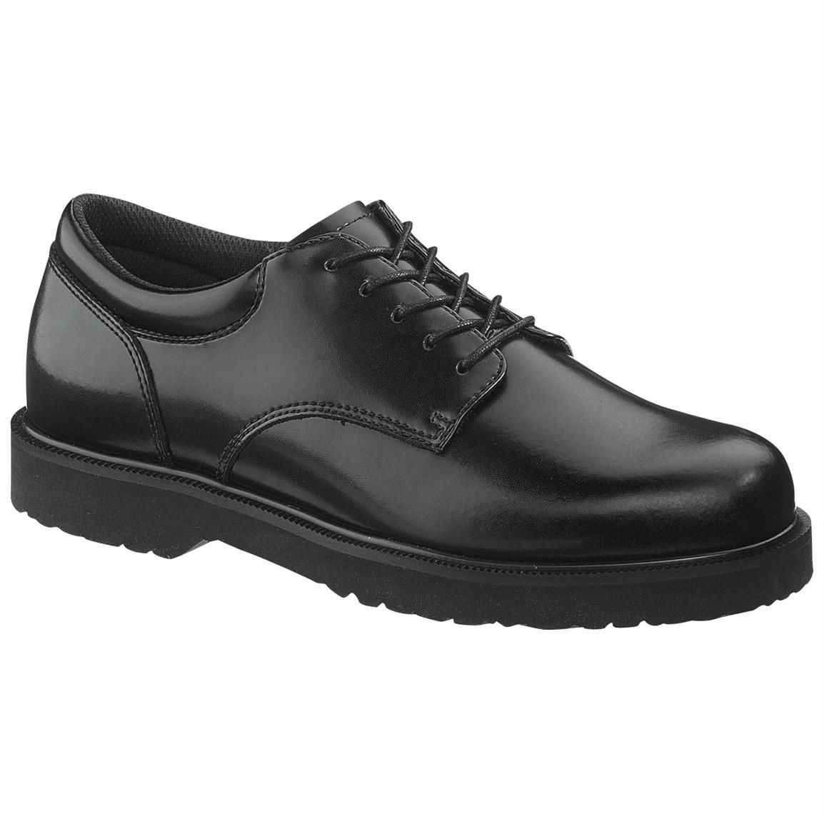 How to give your boots that military mirror shine oxford