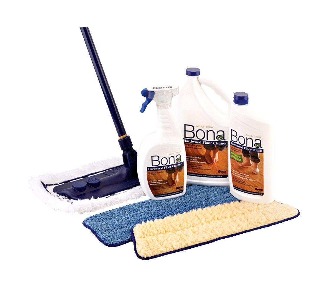 Bona Ultimate Hardwood Floor Care System Hardwood floor