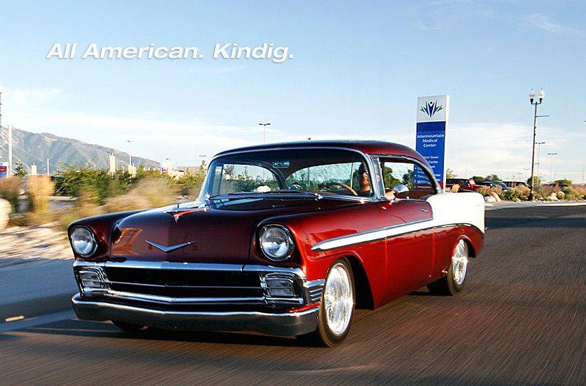 Custom Built Cars Kindig It Design Chevrolet Classic Cars